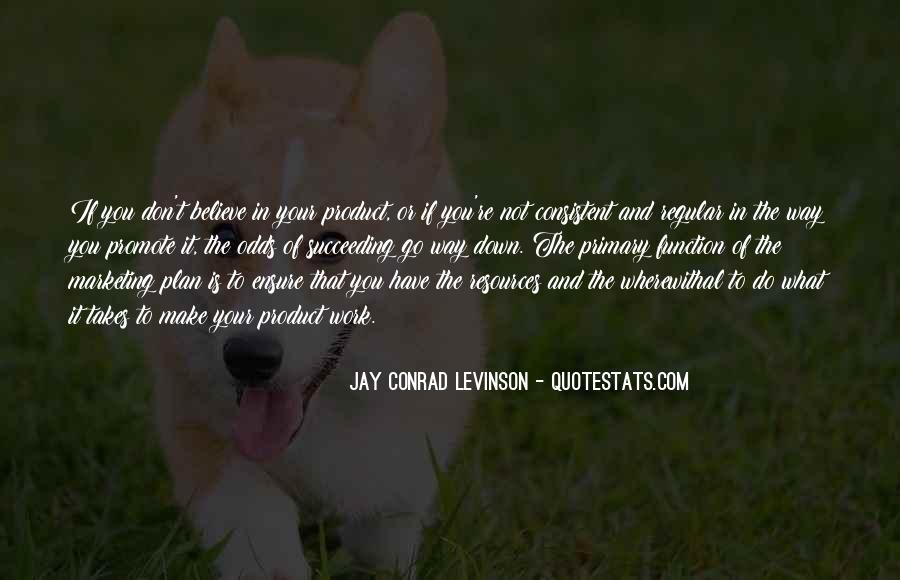 Jay Levinson Quotes #1862789