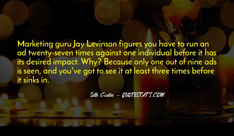 Jay Levinson Quotes #927142