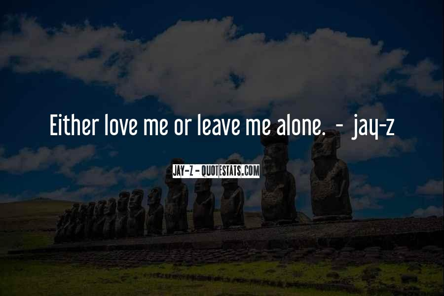 Jay Z Love Quotes #1177525