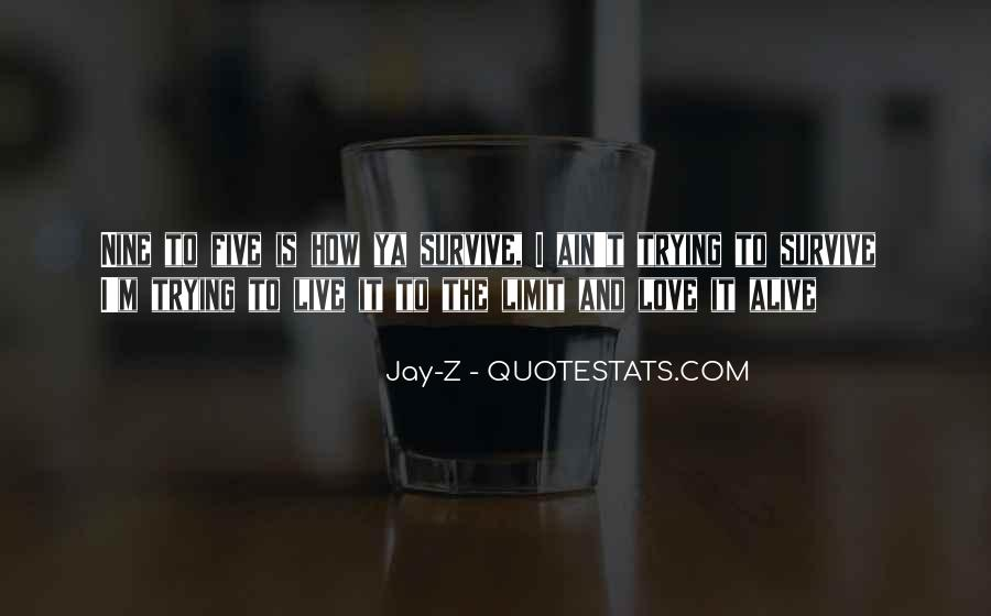 Jay Z Love Quotes #1710747