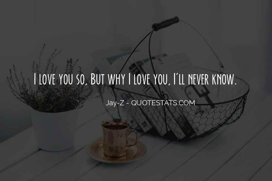 Jay Z Love Quotes #612253