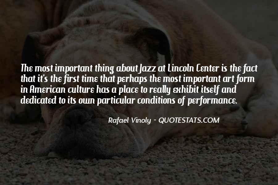 Jazz Important Quotes #1122672