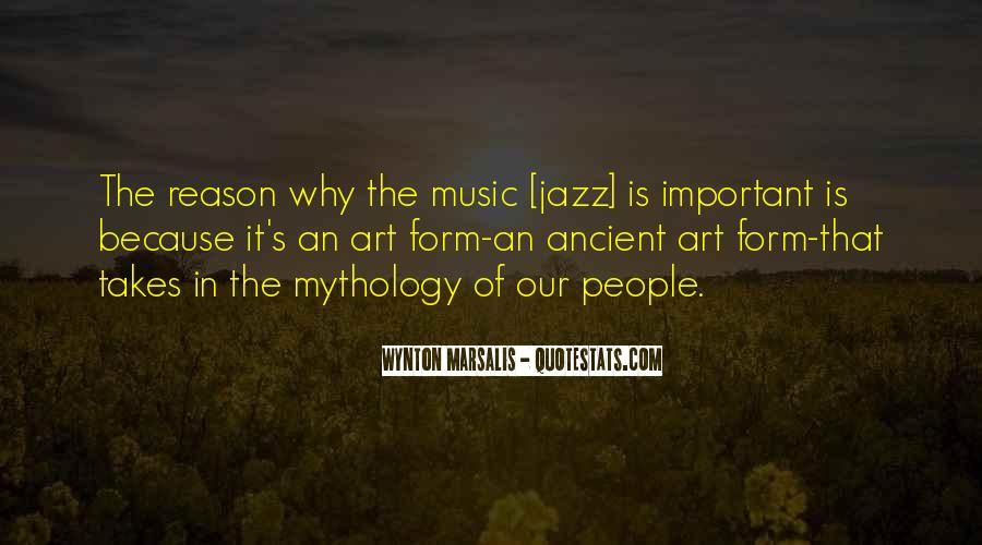 Jazz Important Quotes #1190305