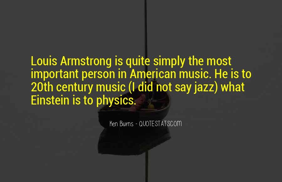 Jazz Important Quotes #1367511