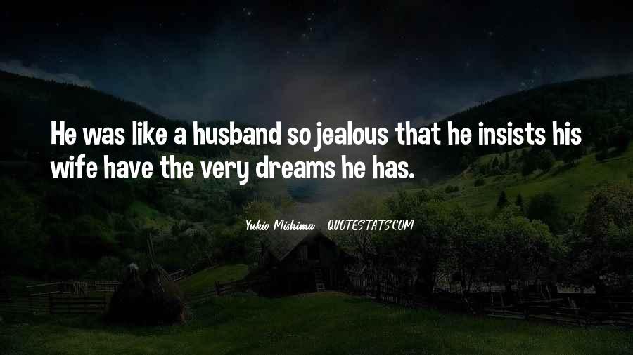 Jealous Of Ex Wife Quotes #664773