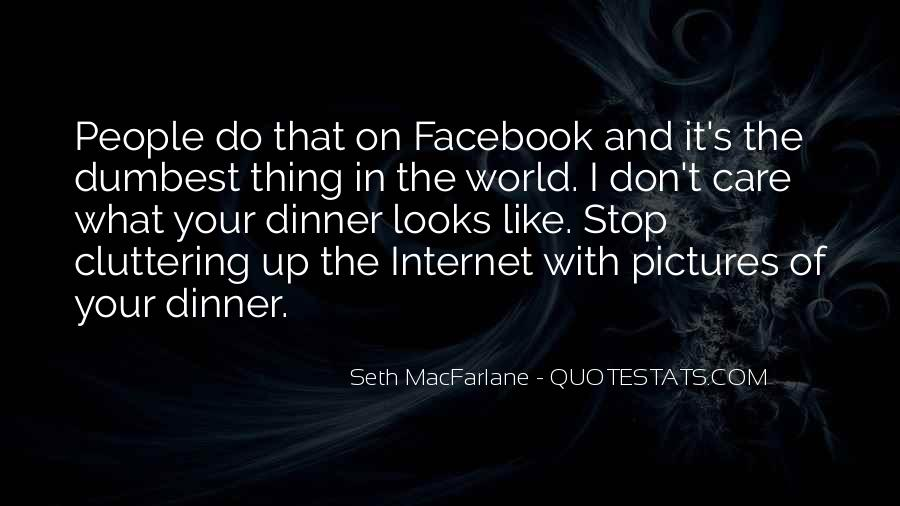 Quotes About Facebook Pictures #322987