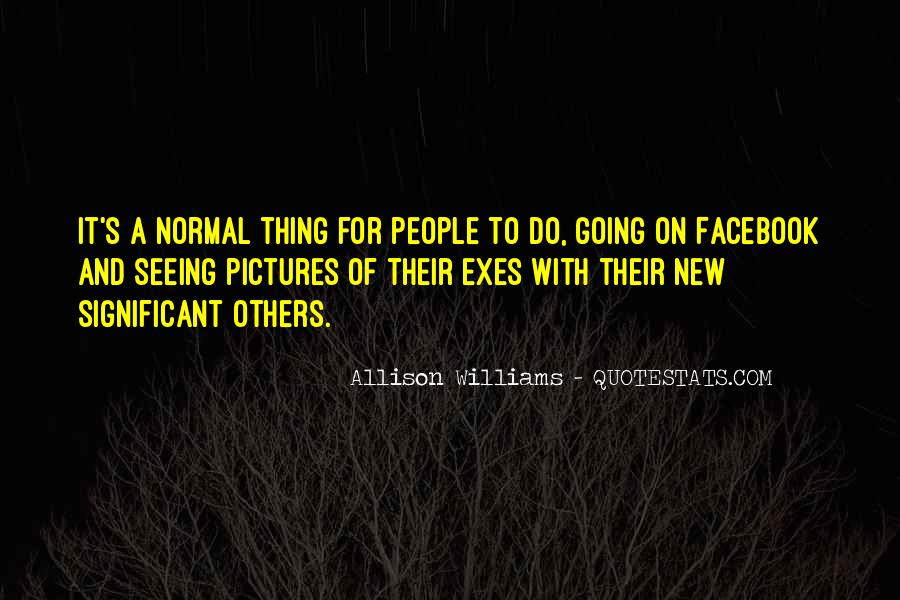 Quotes About Facebook Pictures #386182