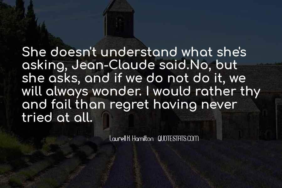 Jean Claude Anita Blake Quotes #1421084