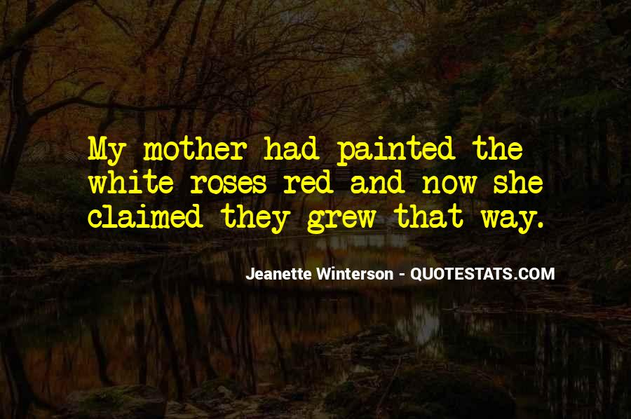 Jeanette's Mother Quotes #995555