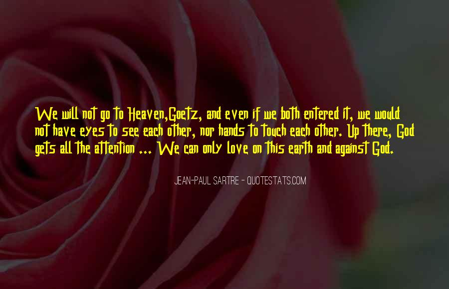 Quotes About Eyes And God #165681