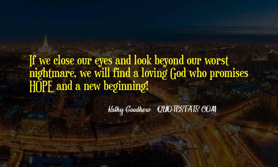 Quotes About Eyes And God #180739