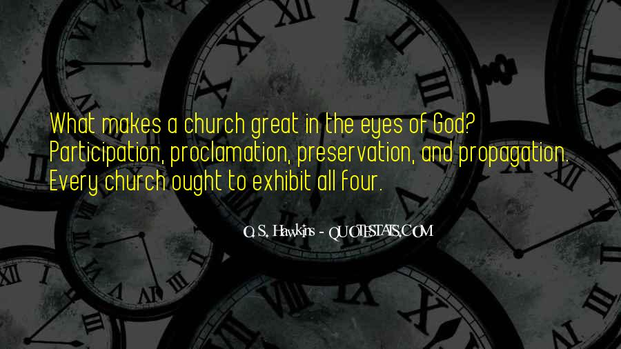 Quotes About Eyes And God #204083
