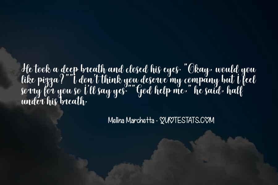 Quotes About Eyes And God #277494