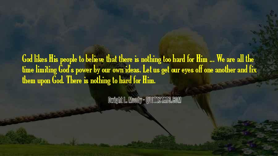 Quotes About Eyes And God #363531