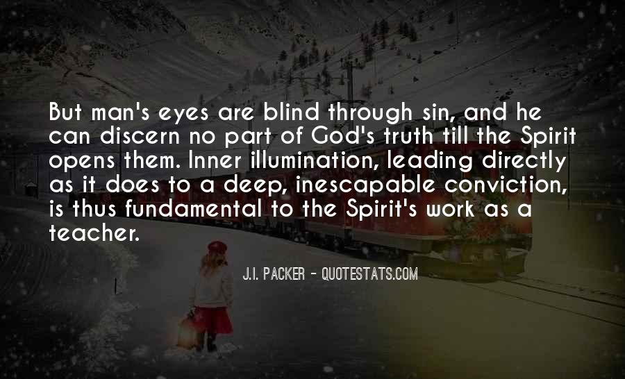 Quotes About Eyes And God #366832