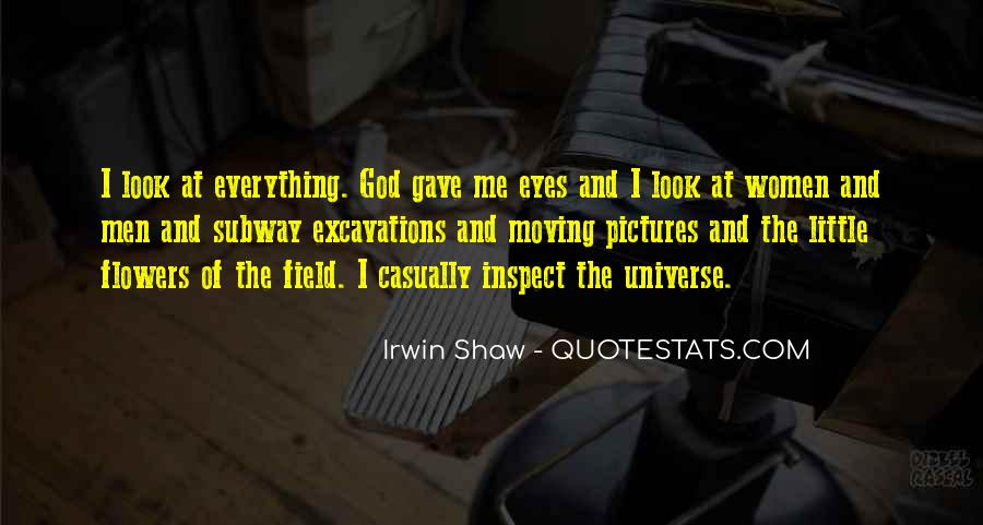 Quotes About Eyes And God #57767