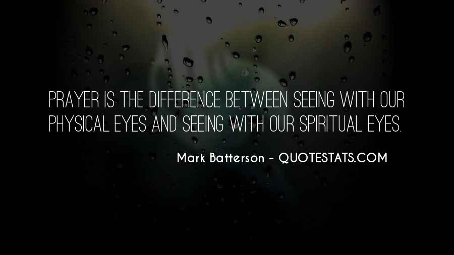 Quotes About Eyes And God #72370