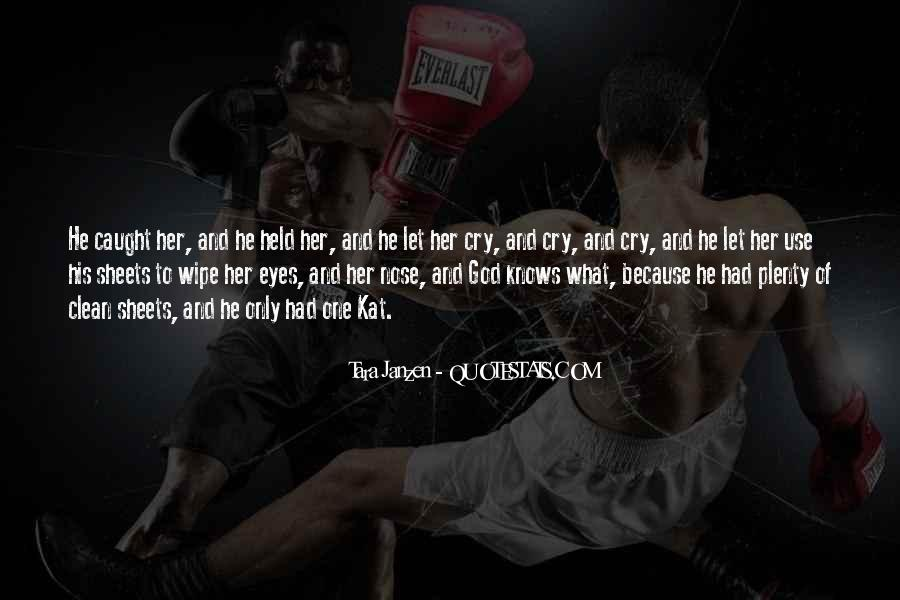 Quotes About Eyes And God #9226