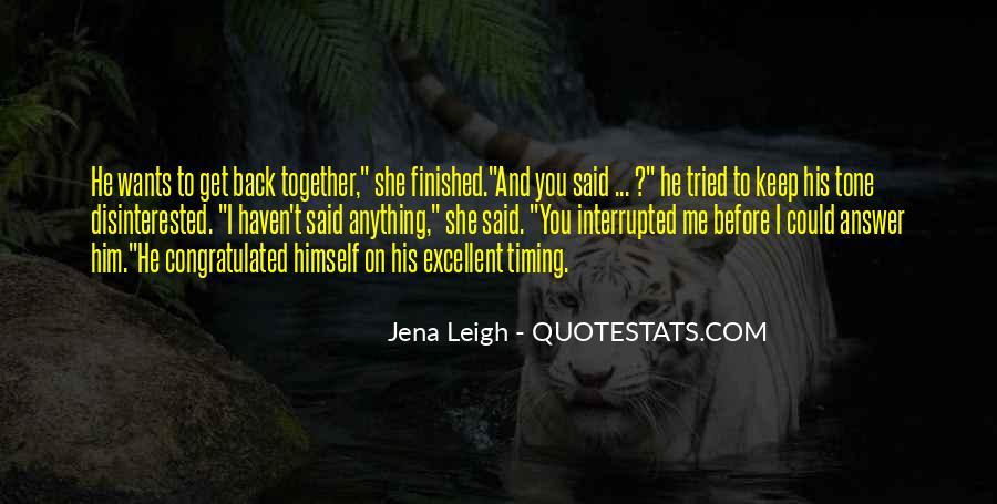 Jena 6 Quotes #834963