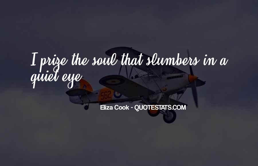 Quotes About Eye On The Prize #366136