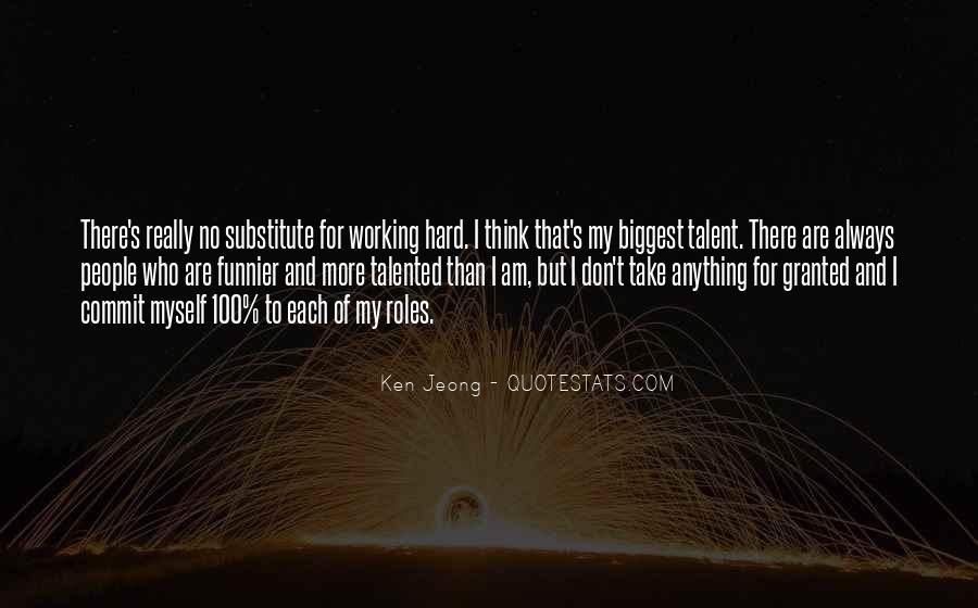 Jeong Jeong Quotes #1095959