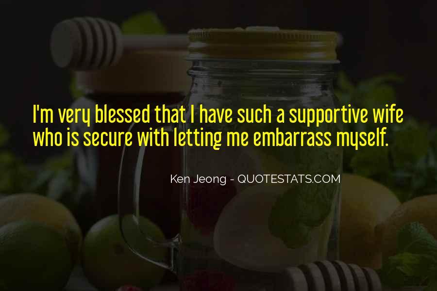 Jeong Jeong Quotes #114036