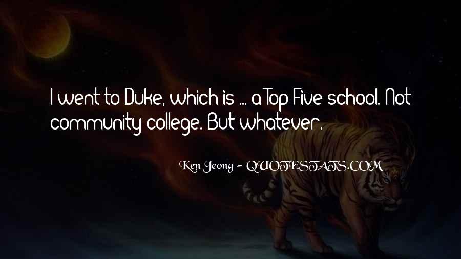 Jeong Jeong Quotes #1224675
