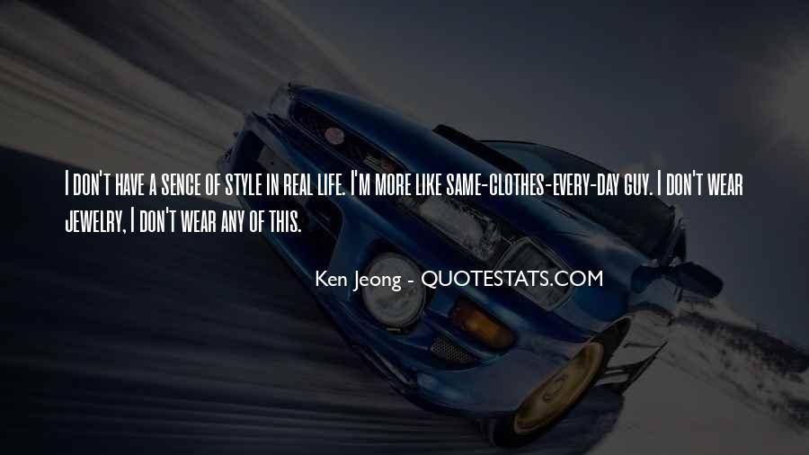 Jeong Jeong Quotes #150805