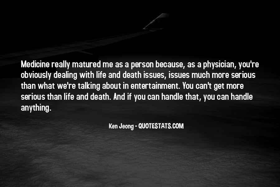 Jeong Jeong Quotes #226349