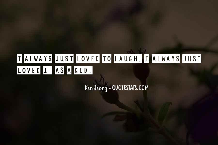 Jeong Jeong Quotes #776757