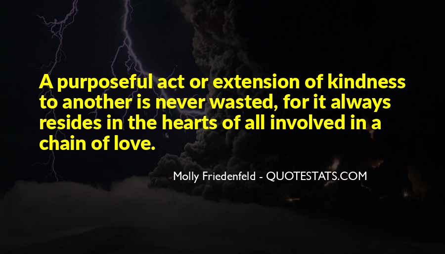 Quotes About Extending Love #873789