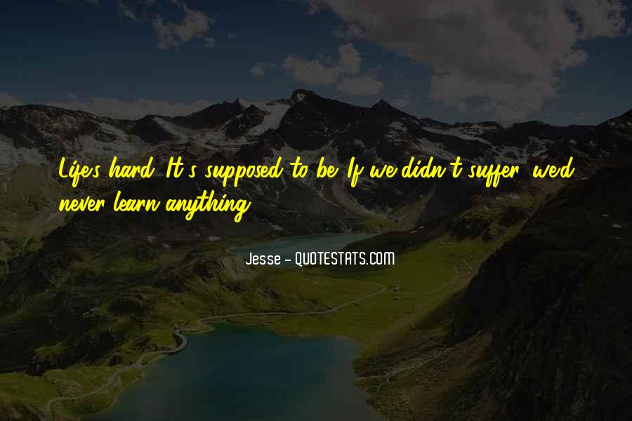 Jesse D'amato Quotes #1201688