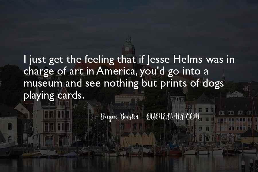 Jesse D'amato Quotes #1420111