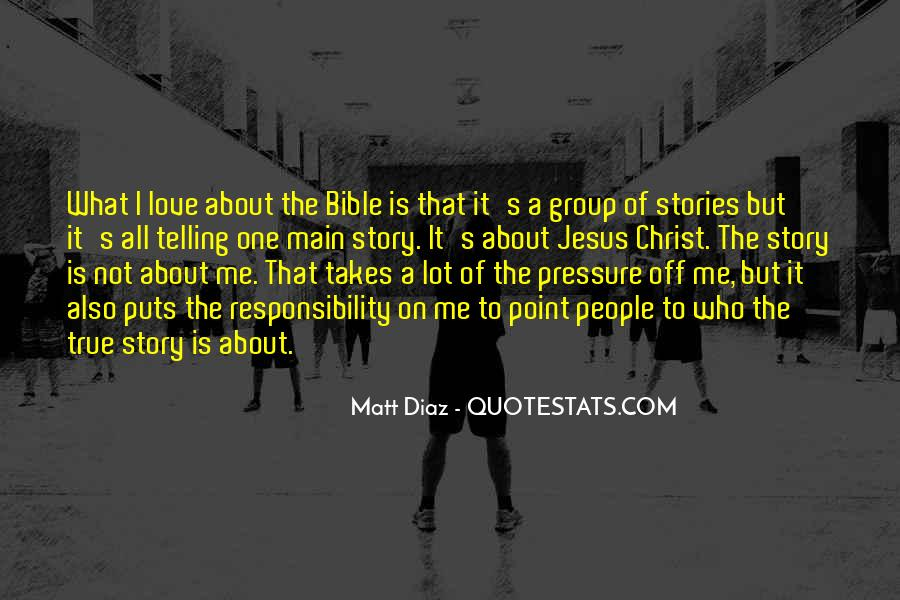 Jesus And Love Bible Quotes #799858