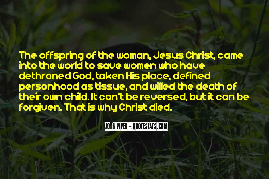 Jesus Christ Died For Us Quotes #172132