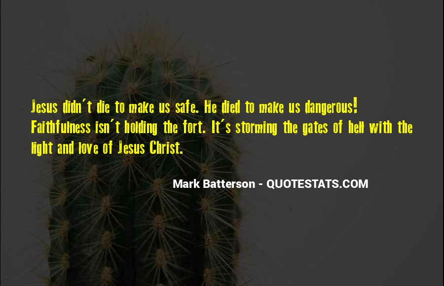 Jesus Christ Died For Us Quotes #177324