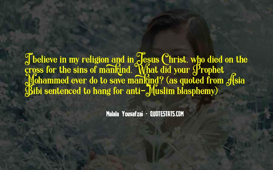 Jesus Christ Died For Us Quotes #824172