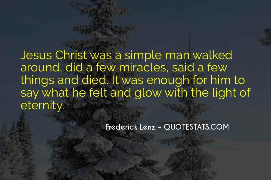 Jesus Christ Died For Us Quotes #92978