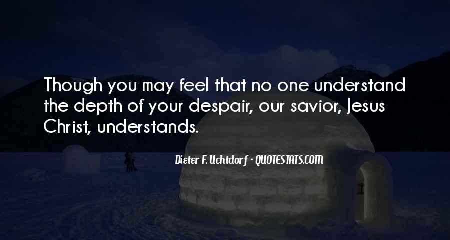 Jesus Christ My Savior Quotes #1122167