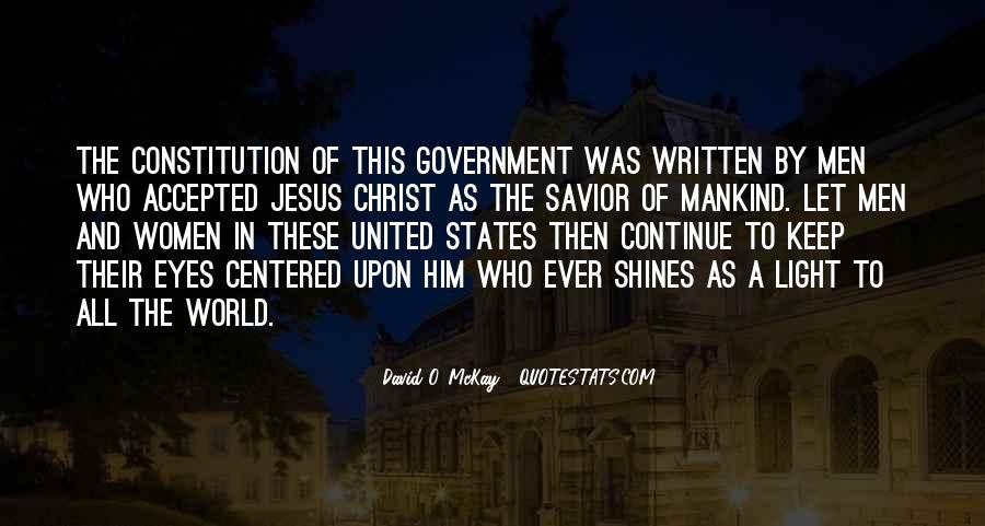 Jesus Christ My Savior Quotes #1170101