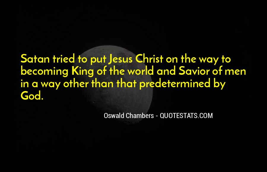 Jesus Christ My Savior Quotes #1260594