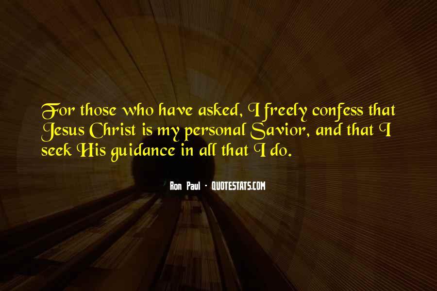 Jesus Christ My Savior Quotes #1459900