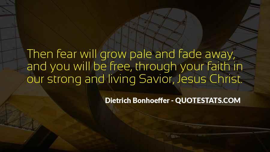 Jesus Christ My Savior Quotes #221876