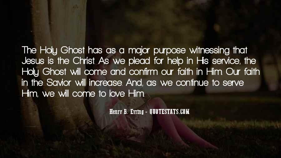 Jesus Christ My Savior Quotes #583015