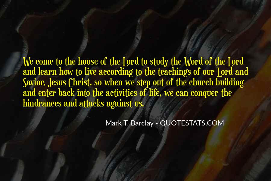 Jesus Christ My Savior Quotes #793636