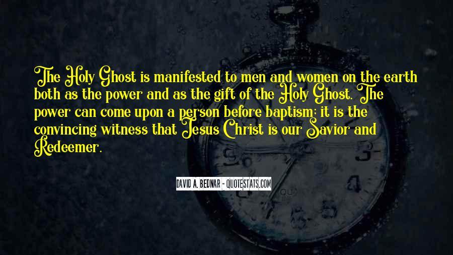 Jesus Christ My Savior Quotes #962886
