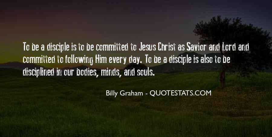 Jesus Christ My Savior Quotes #96459