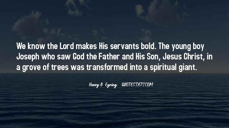 Jesus Christ The Son Of God Quotes #1370832