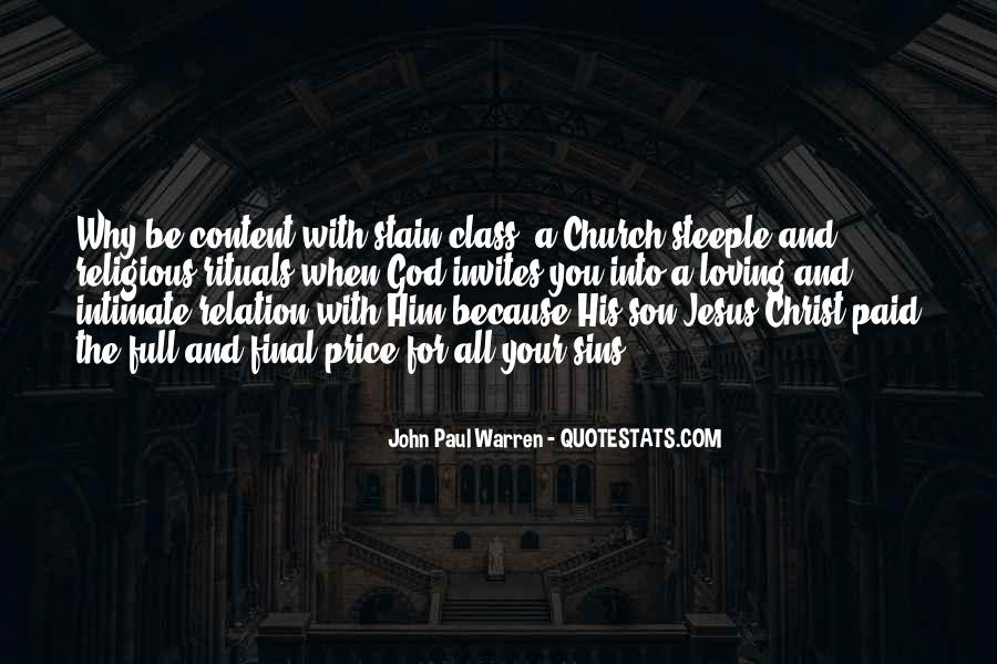 Jesus Christ The Son Of God Quotes #1454650