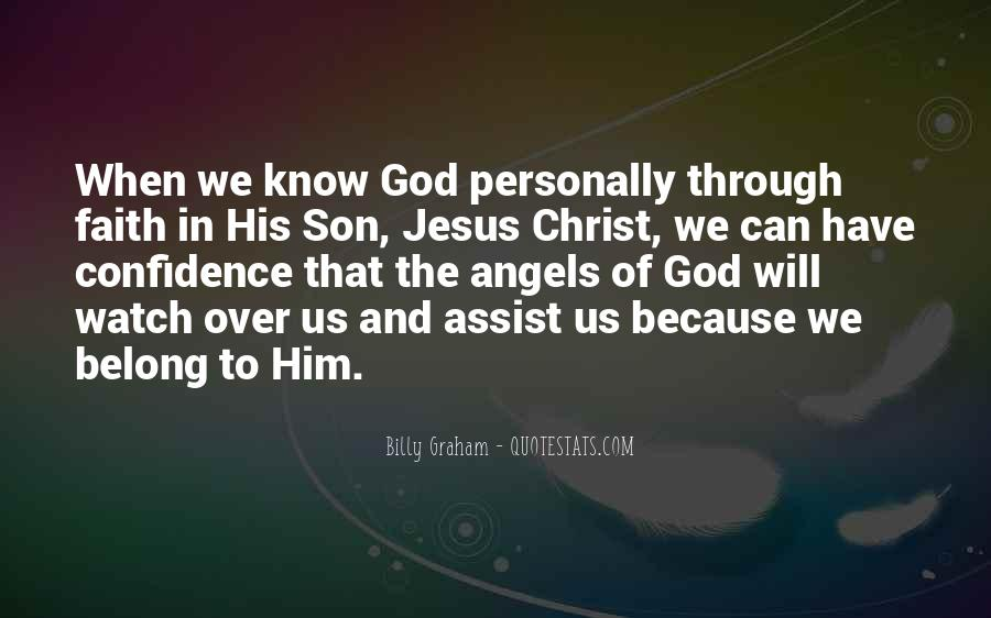 Jesus Christ The Son Of God Quotes #1708920